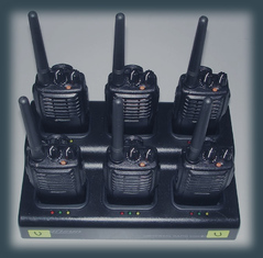 Motorola 2 way radios for your premier event management. Rent radios from AV NYC.